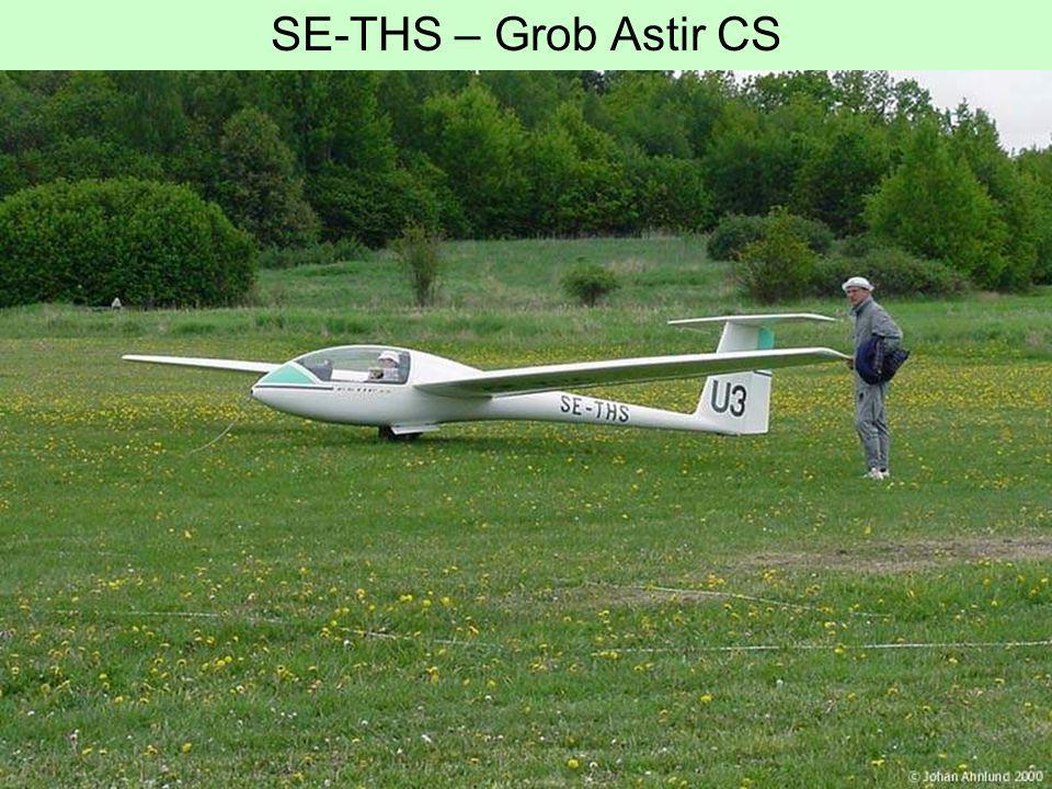 SE-THS – Grob Astir CS