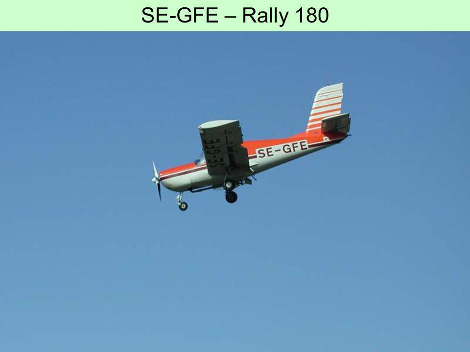 SE-GFE – Rally 180