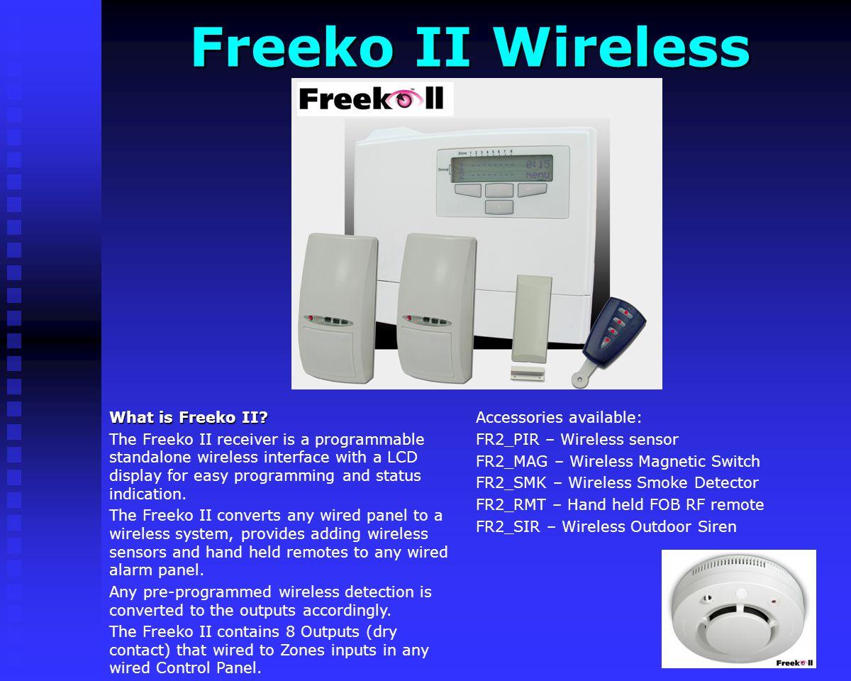 Freeko II LED Leaflet Freeko II LED LeafletTM
