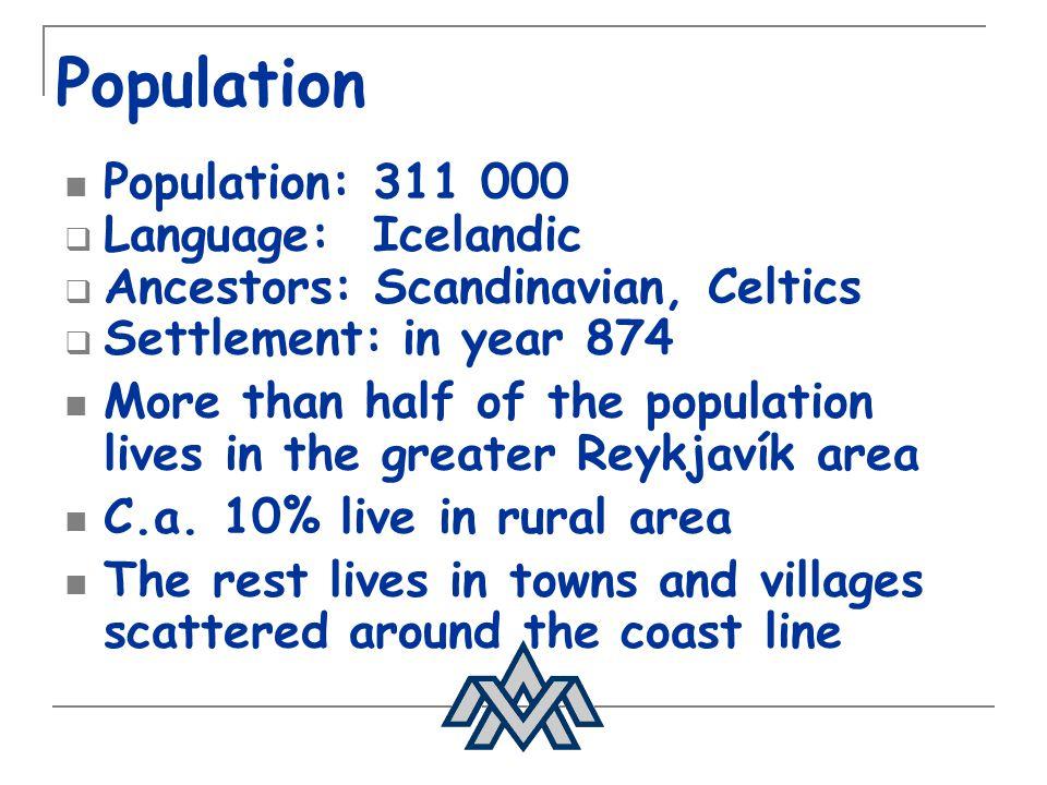 Akureyri Location: Eyjafjörður on the north coast Population:17 000 Trade:Fishing, farming, industry and education Down town Akureyri during summer