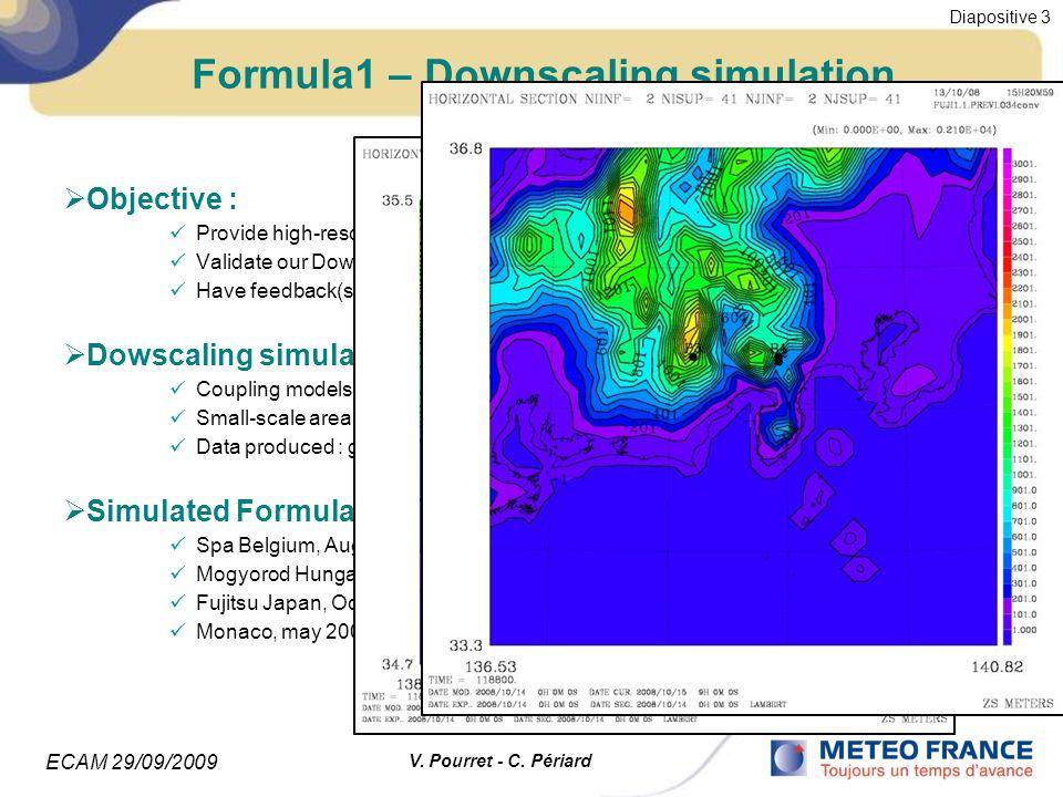 ECAM 29/09/2009 Diapositive 14 V.Pourret - C.