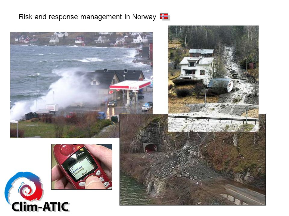Risk and response management in Norway