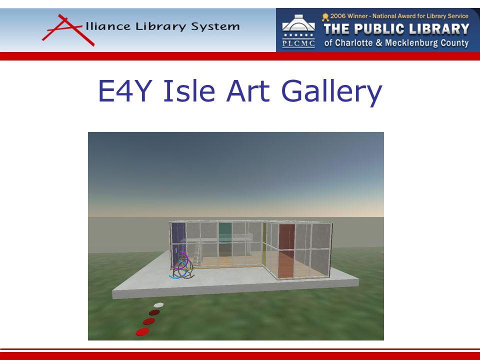 E4Y Isle Art Gallery