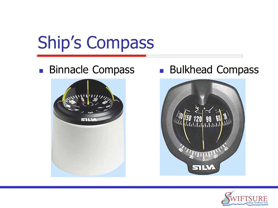 The Ships Compass and North Cardinal Points North East South West North is usually at the top