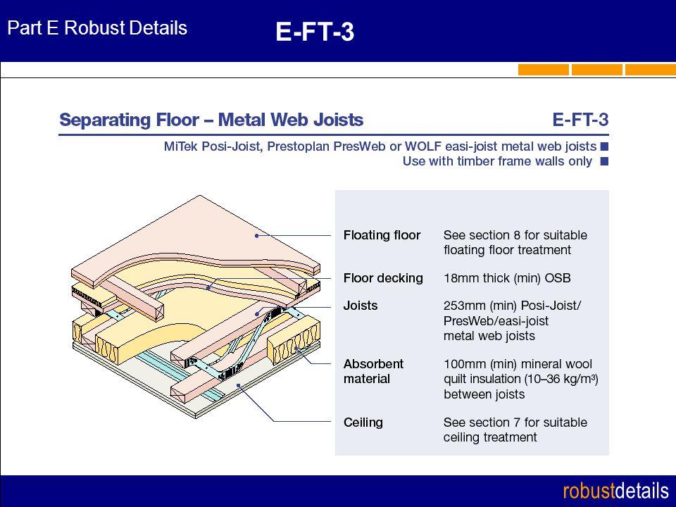 robustdetails Part E Robust Details E-FT-3
