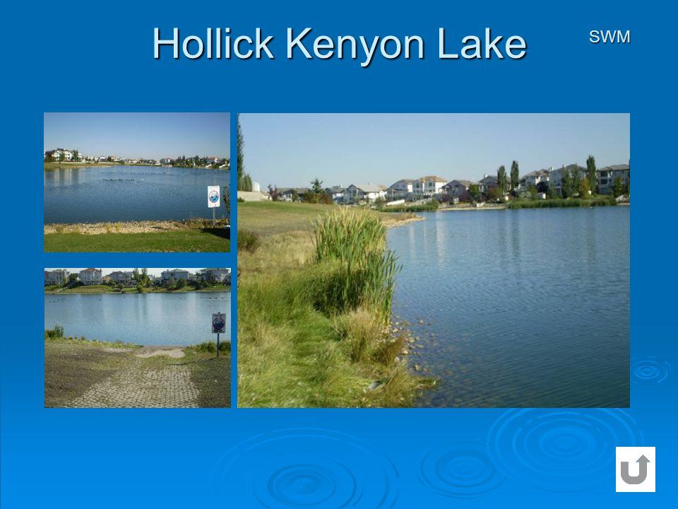 Hollick Kenyon Lake SWM