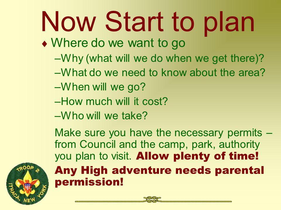 Preparation P RECISE P LANNING P REVENTS P OOR P ERFORMANCE