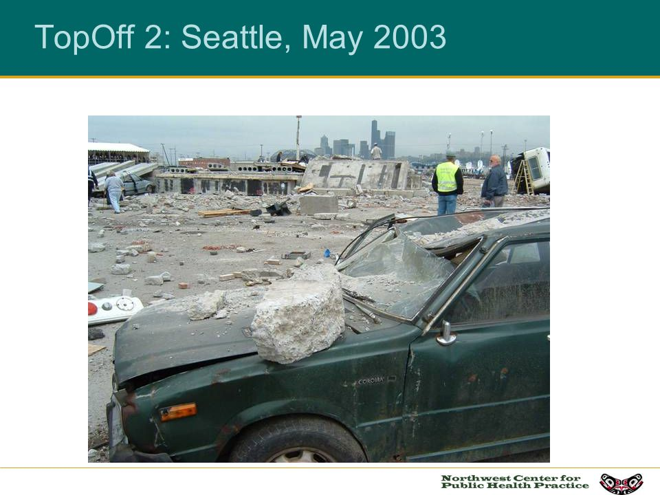 TopOff 2: Seattle, May 2003