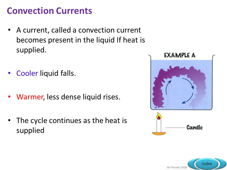 an analysis of convections currents Test your knowledge of convection currents by utilizing this interactive quiz and printable worksheet it will help you study before, during and.