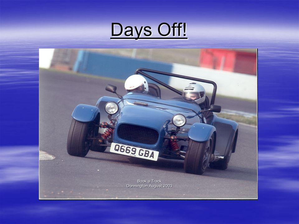 Days Off!