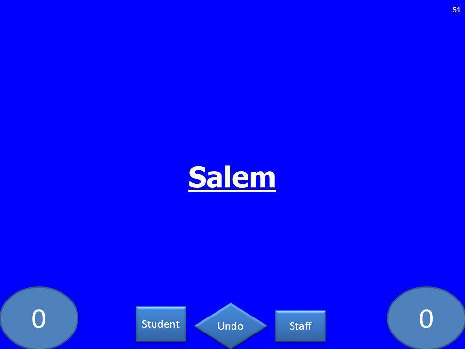 00 Salem 51 Student Staff Undo