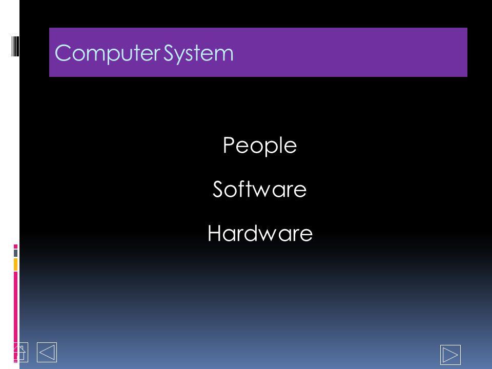 Apa yang komputer tidak dapat lakukan hingga kini.