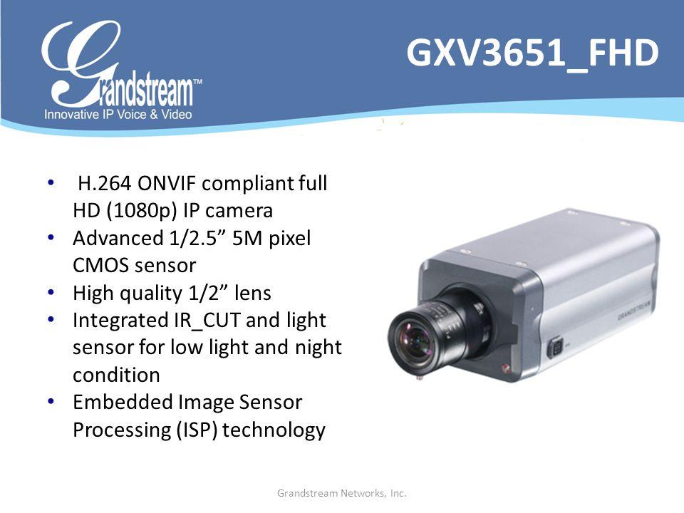 Grandstream Networks, Inc.