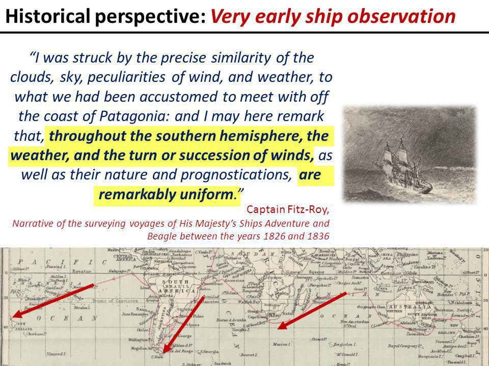 Historical perspective: Early satellite observations (Streten 1973, Mon.
