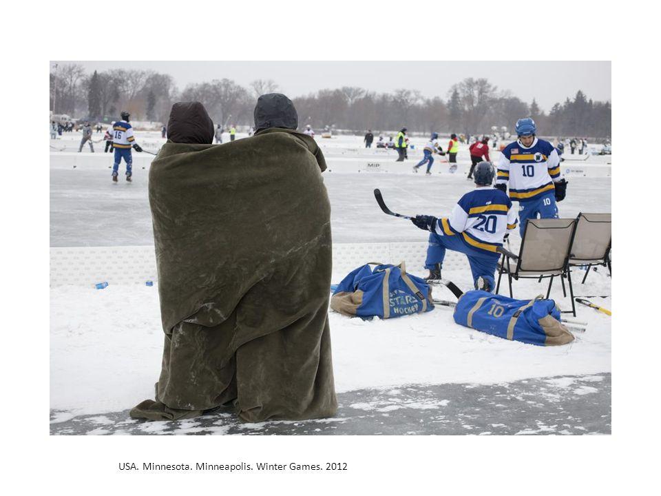 USA. Minnesota. Minneapolis. Winter Games. 2012