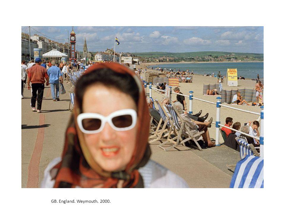 GB. England. Weymouth. 2000.