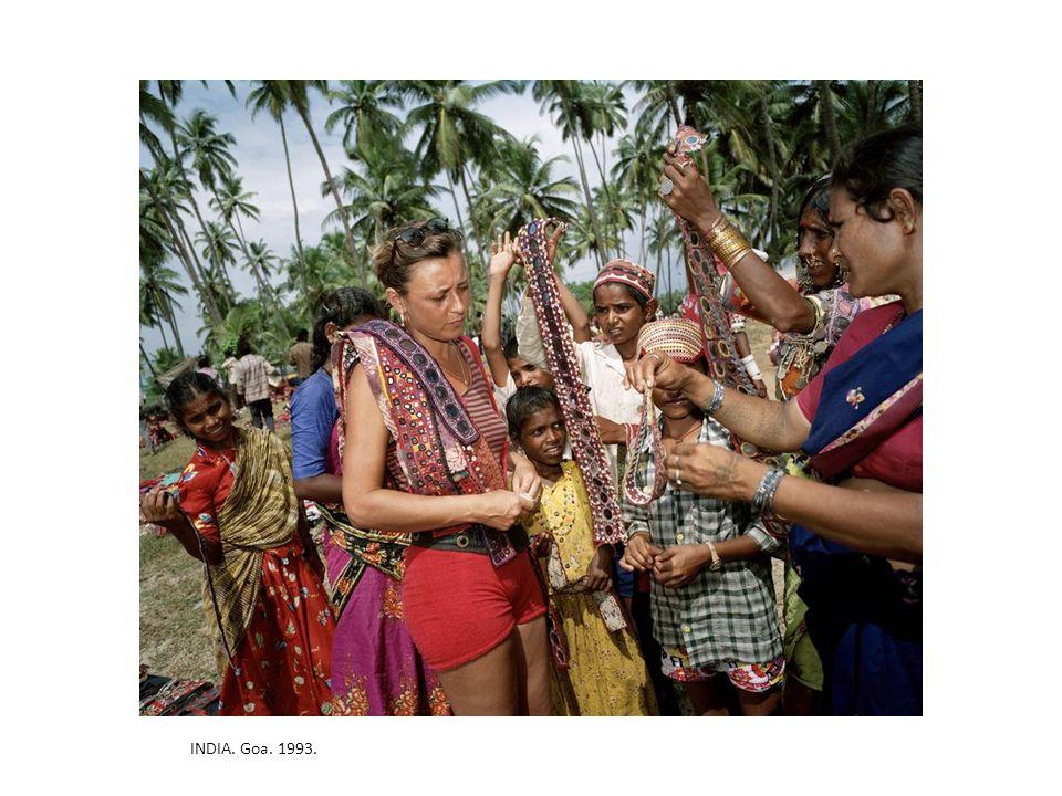 INDIA. Goa. 1993.
