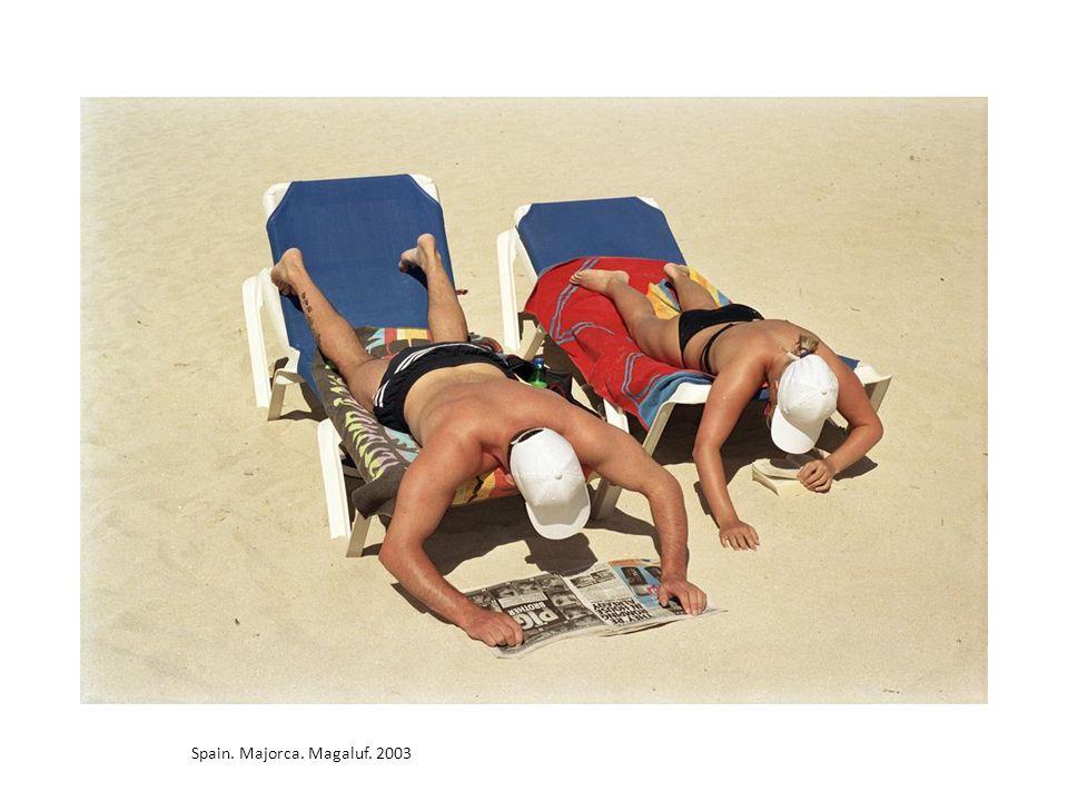 Spain. Majorca. Magaluf. 2003