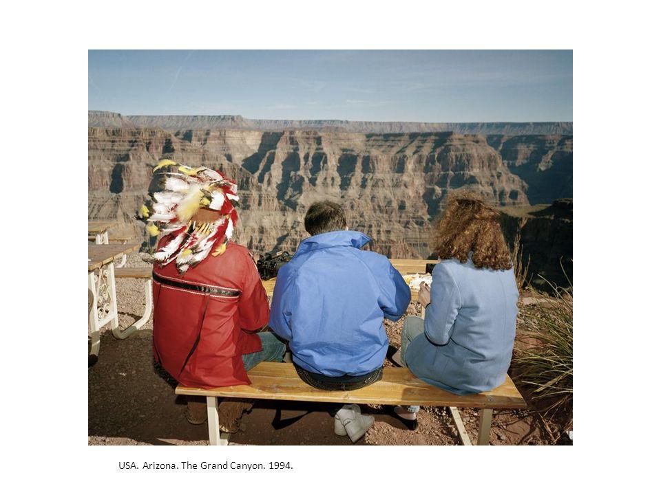 USA. Arizona. The Grand Canyon. 1994.