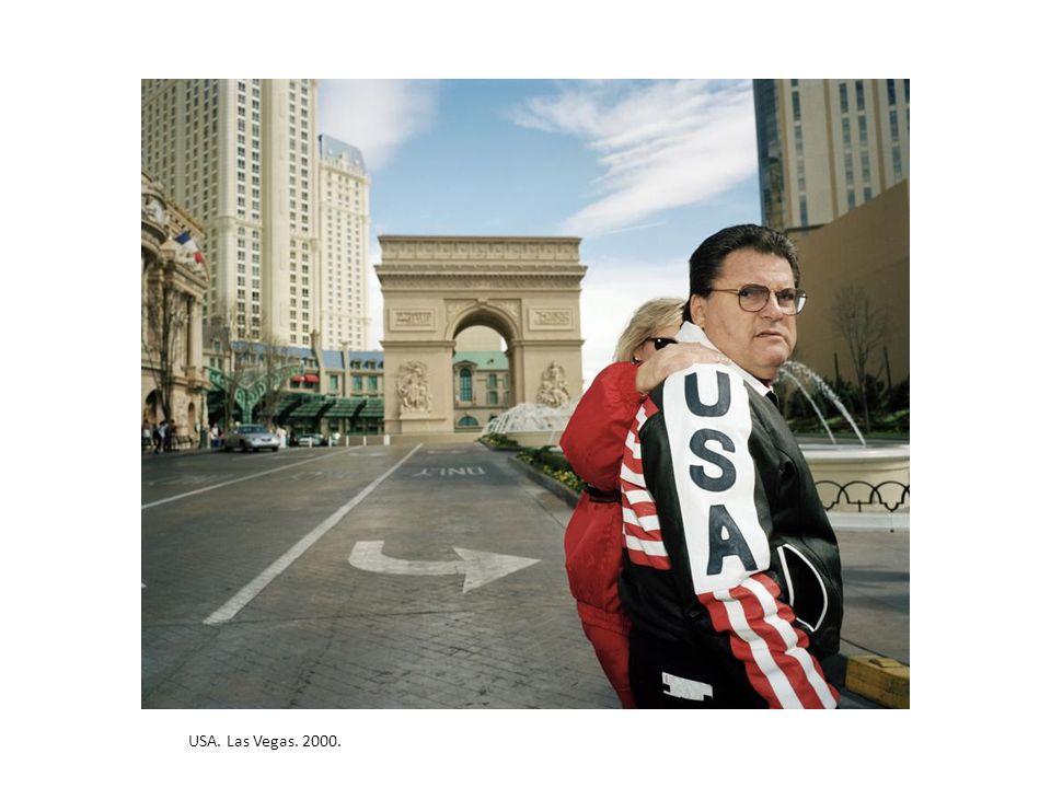 USA. Las Vegas. 2000.