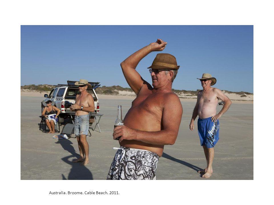 Australia. Broome. Cable Beach. 2011.
