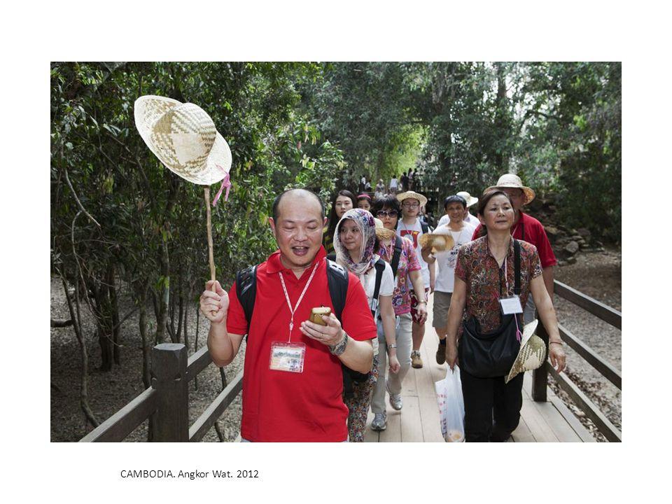 CAMBODIA. Angkor Wat. 2012
