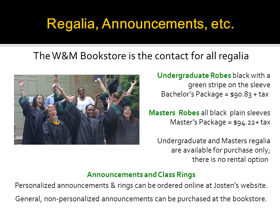 If you find you are not graduating and have picked up tickets, return them should you wish to request Commencement tickets in a different year We do n