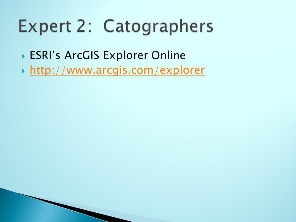 ESRIs ArcGIS Explorer Online http://www.arcgis.com/explorer