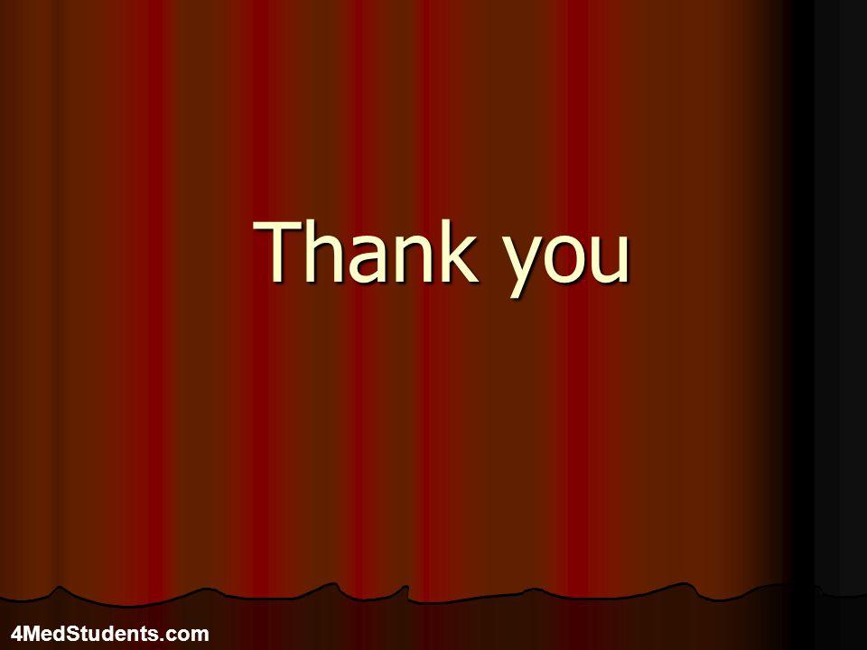 Thank you 4MedStudents.com