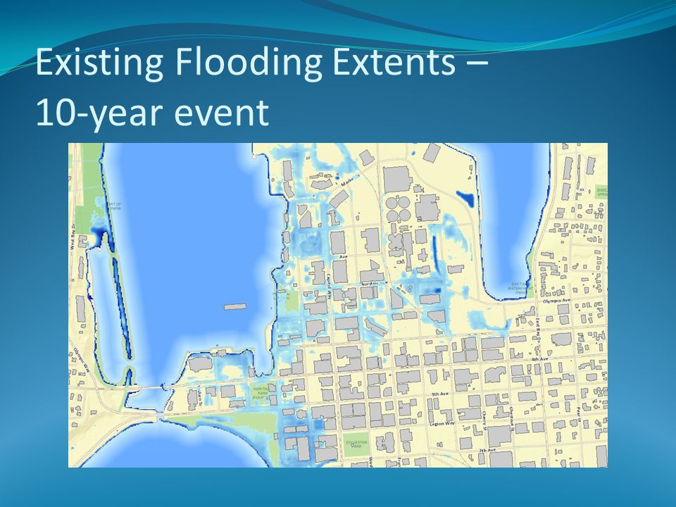 Protect downtown.Understand the implications of 50 inches of sea level rise.