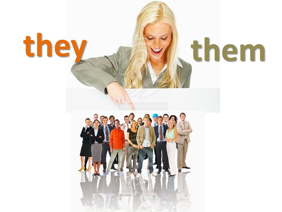 they them