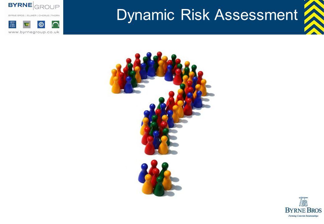 Dynamic Risk Assessment