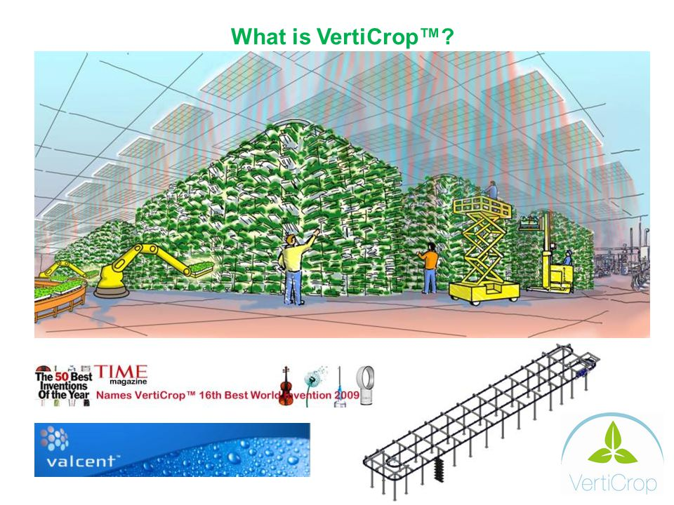 What is VertiCrop?