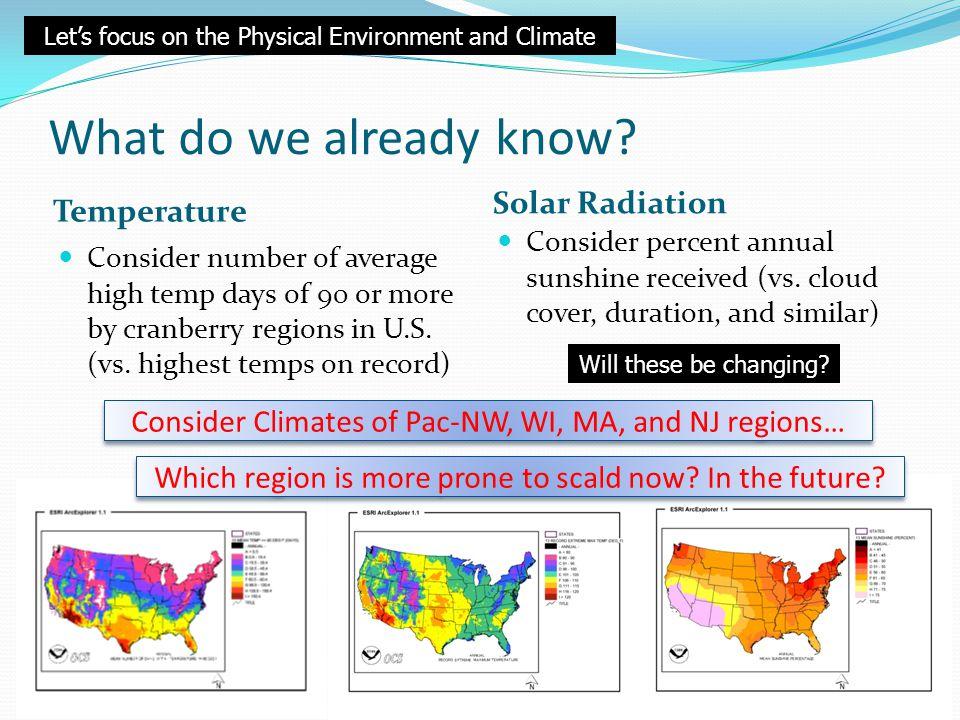 Rainfall, Moisture, Hail… Mean annual rainfall across the U.S.
