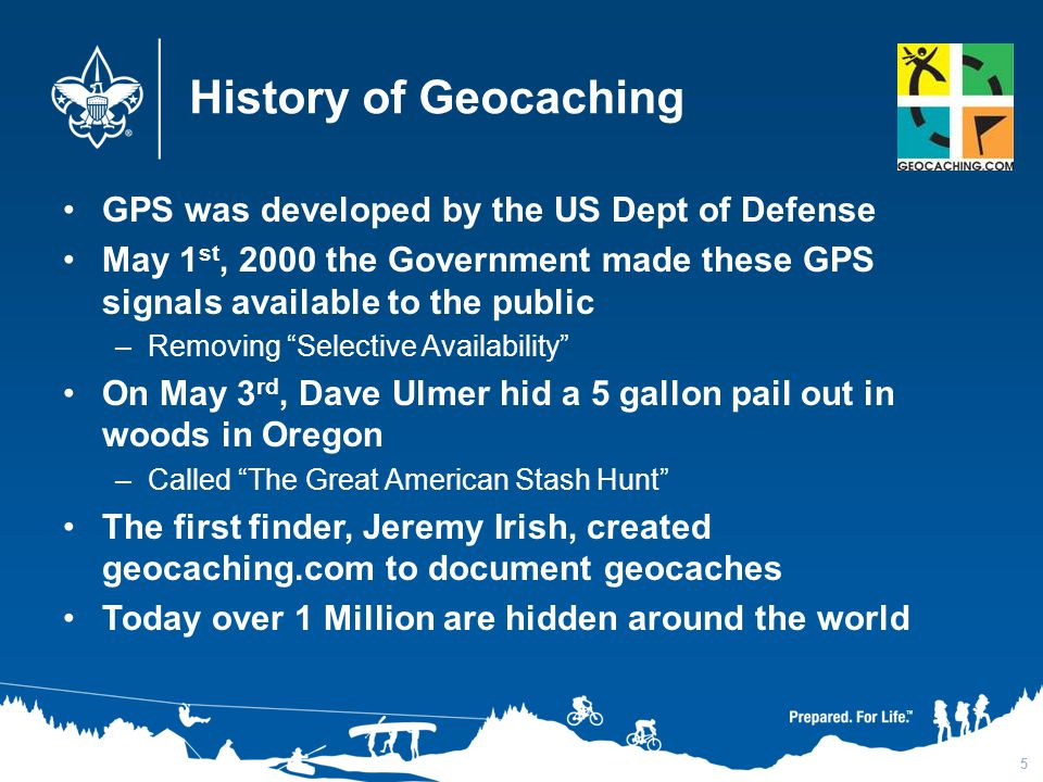 Geocaching Game!! 46