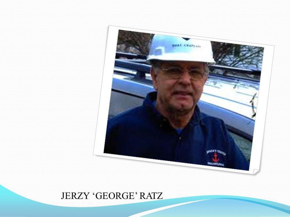 JERZY GEORGE RATZ