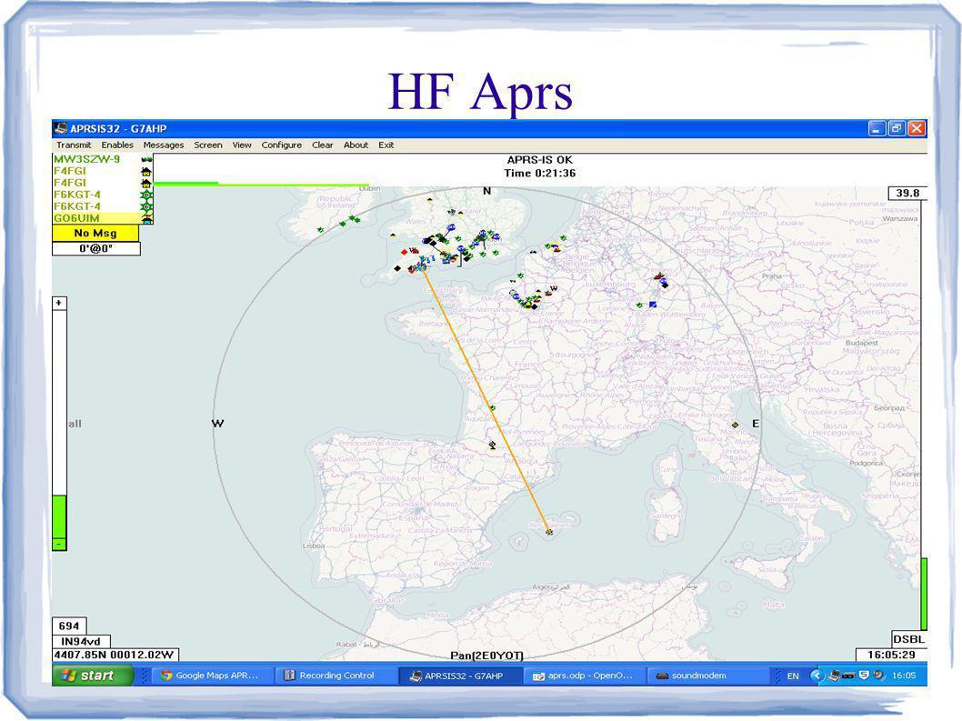 HF Aprs