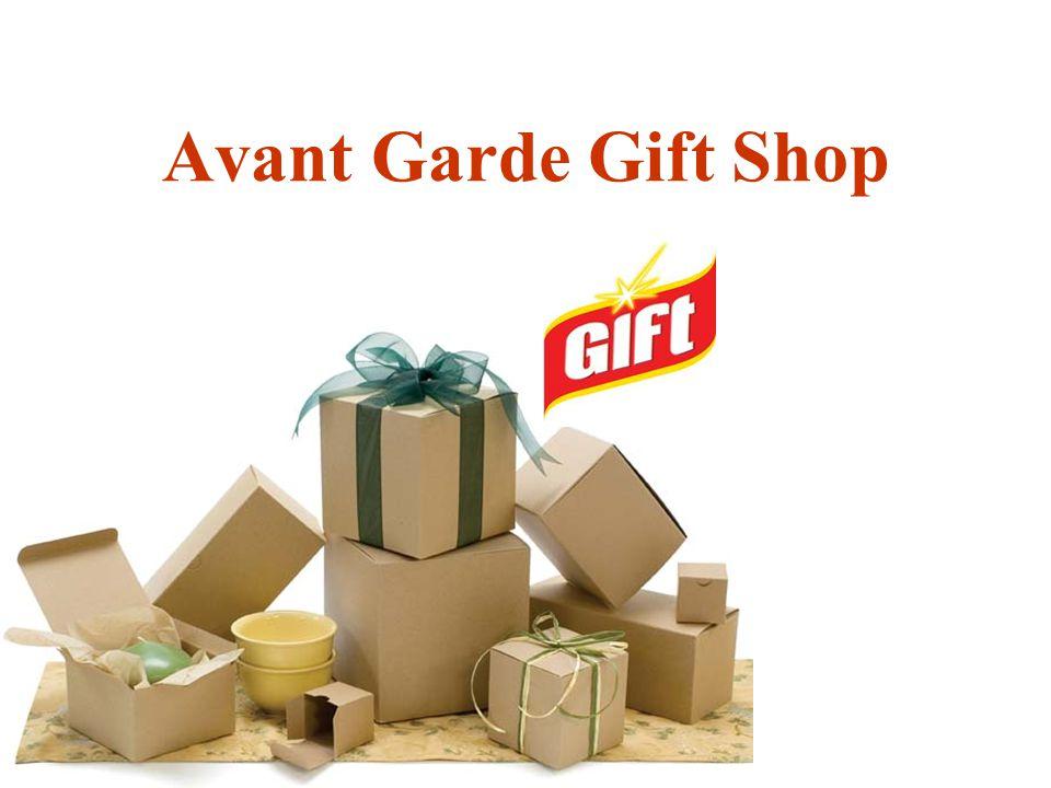 Avant Garde Gift Shop