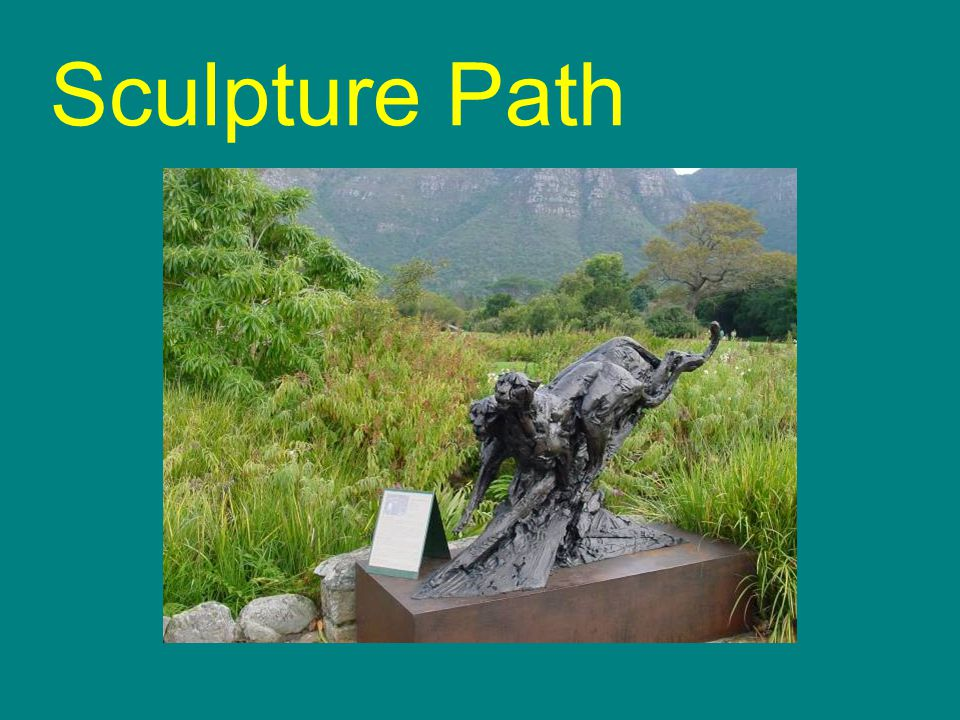 Sculpture Path