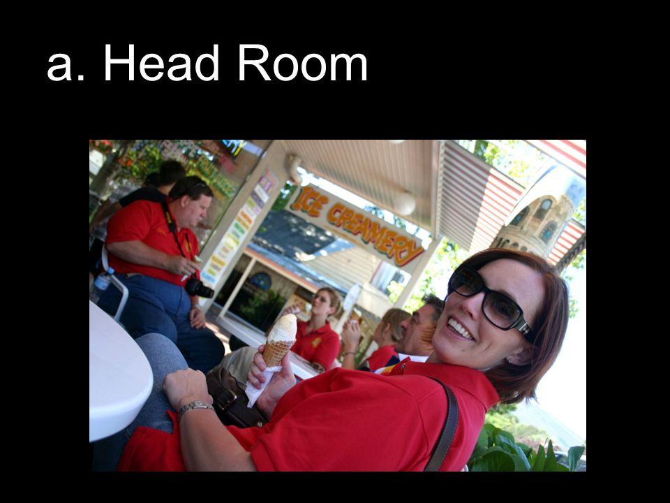a. Head Room