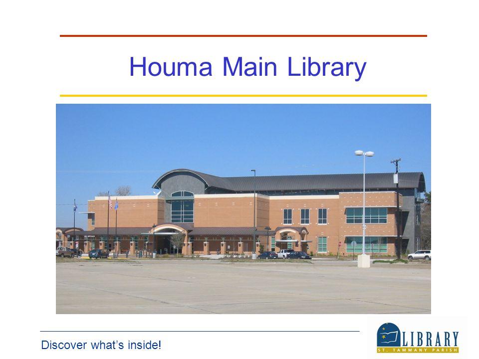 Houma Main Library