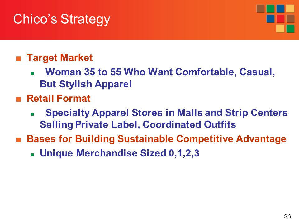 5-40 Key to Success in Global Retailing Globally sustainable competitive advantage Low cost, efficient operations - Wal- Mart, Carrefour Strong private label brands: Starbucks, KFC Fashion Reputation - The Gap, Zara, H&M Category dominance – Best Buy, IKEA, Toys R Us Adaptability Global Culture Financial Resources