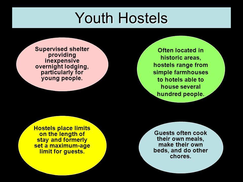 Youth Hostels The hosteling movement was founded by Richard Schirrmann, a German schoolteacher.