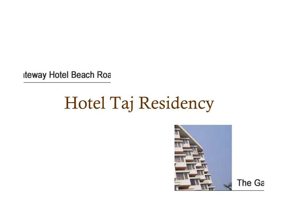 Hotel Taj Residency