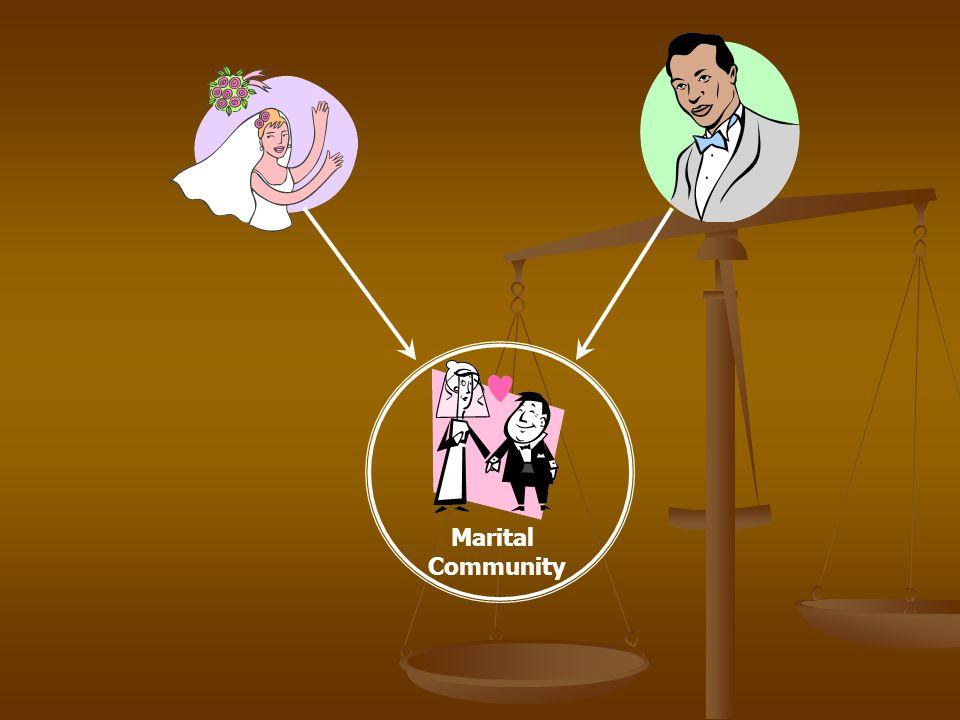 Marital Community