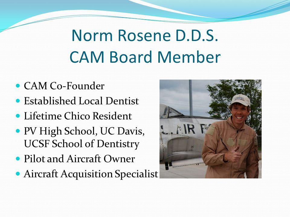 Norm Rosene D.D.S.