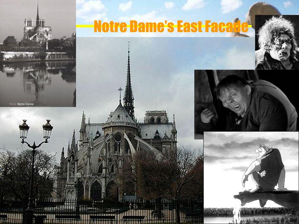 Notre Dames East Facade