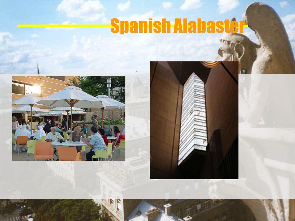 Spanish Alabaster