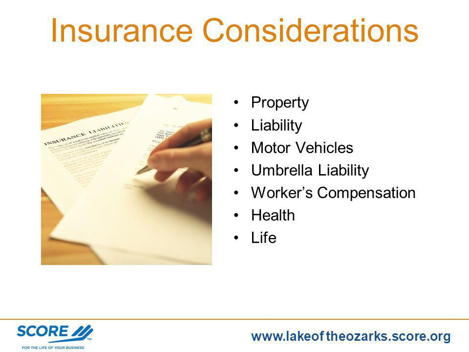 www.score.org www.lakeof theozarks.score.org 42 C-Corporation Advantages Disadvantages Limited liability Transfer of ownership Capital is easier to ra
