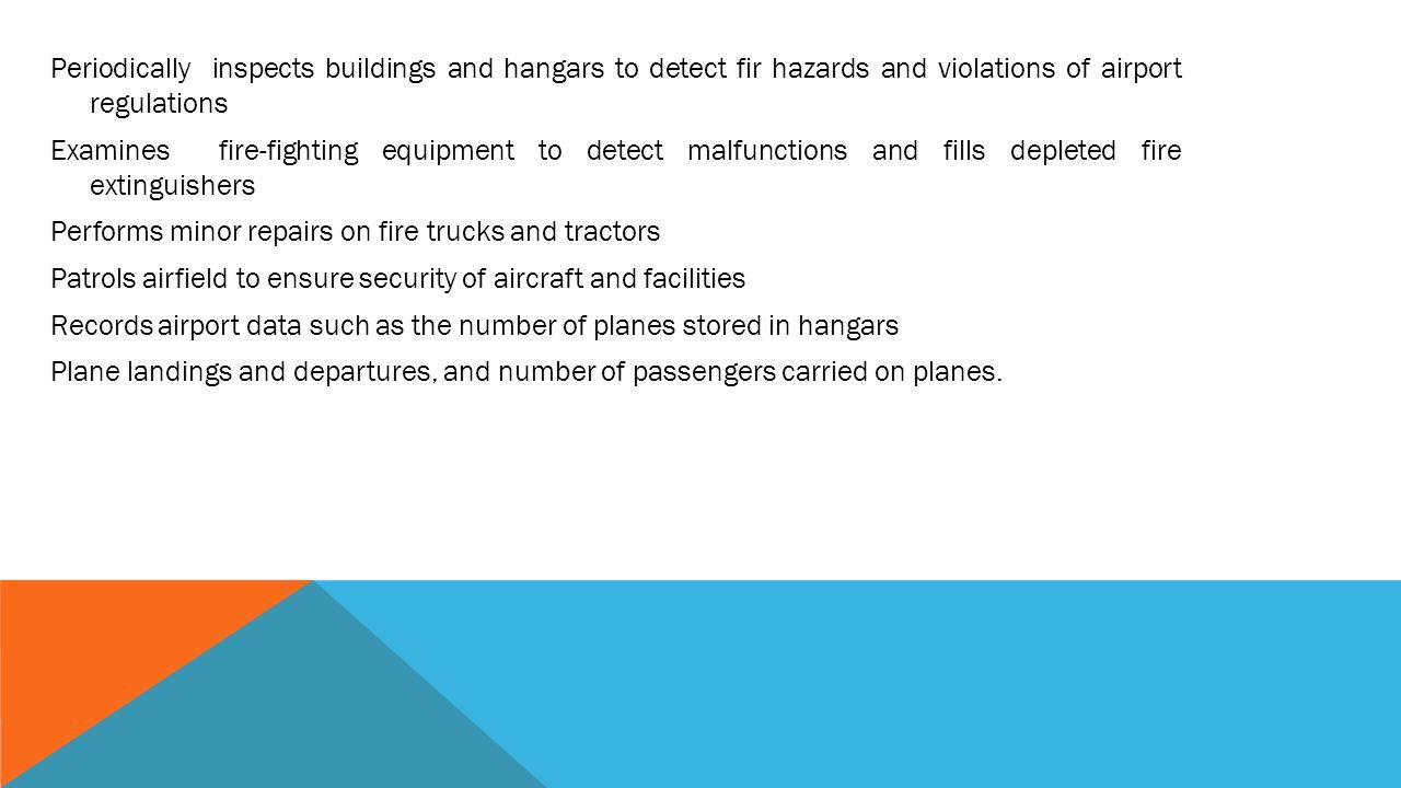 AIRPORT ATTENDANT